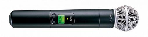 Передатчик SHURE SLX2/SM58 L4E 638 - 662 MHz