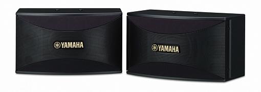 Активная акустическая система YAMAHA KMS-910 BL