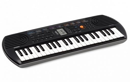 Детский синтезатор CASIO SA-77