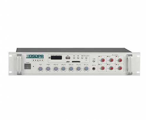 Микшер-усилитель DSPPA MP-1010U