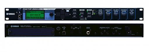 Звуковой модуль YAMAHA MOTIF-RACK XS