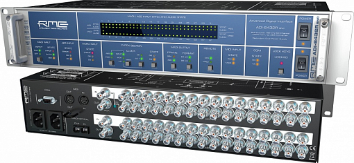 Конвертер RME ADI-6432 Redundant BNC
