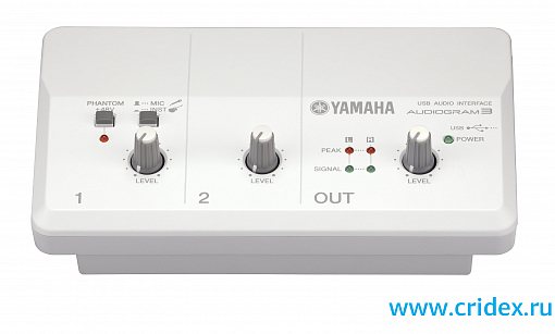 Микшерный пульт YAMAHA AUDIOGRAM 3