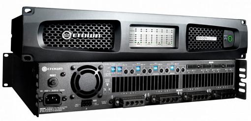 Трансляционный усилитель CROWN DCi4|300N