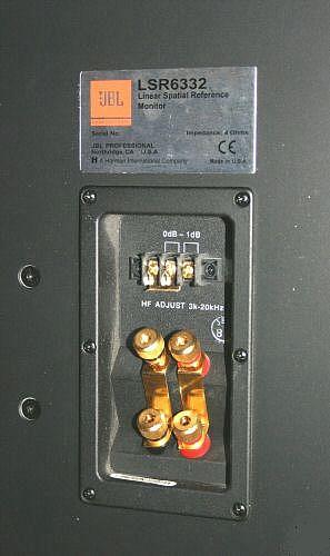 Студийный монитор JBL LSR6332R