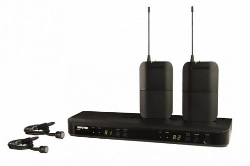 Радиосистема SHURE BLX188E/W85 K3E 606-638 MHz