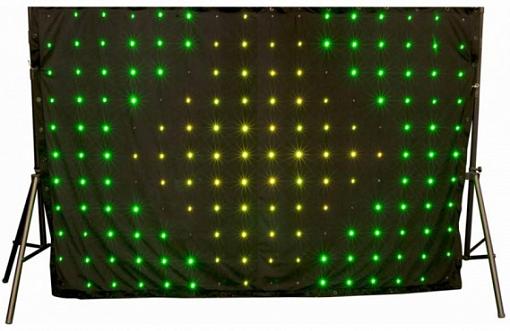 Светодиодное полотно CHAUVET Motion Facade LED