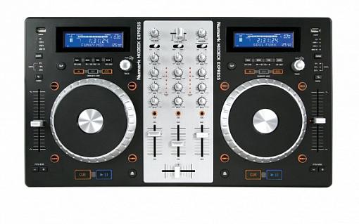 DJ-комплект NUMARK Mixdeck Express