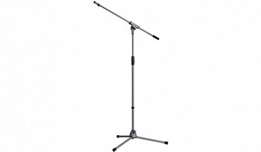 Микрофонная стойка журавль K&M 21060-300-87 Soft Touch