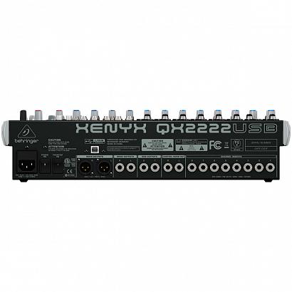 Микшерный пульт BEHRINGER XENYX QX2222USB
