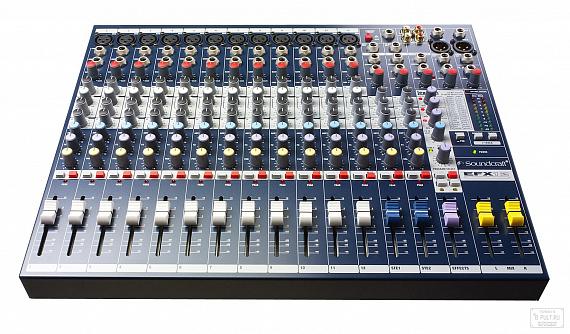 Микшерная консль SOUNDCRAFT EFX12