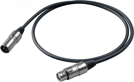Микрофонный кабель PROEL BULK250LU10