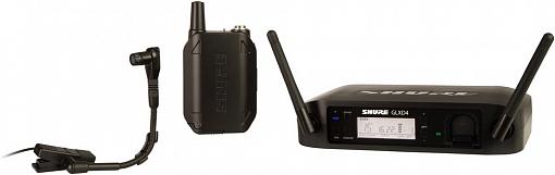 Радиосистема SHURE GLXD14E/B98 Z2 2.4 GHz