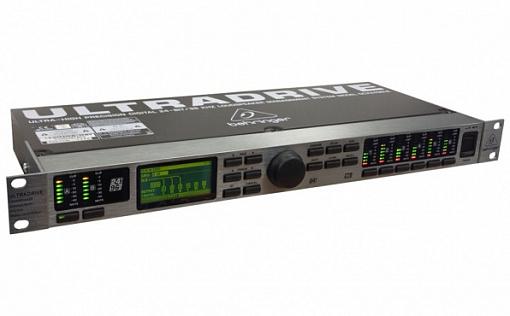 Цифровая сиcтема управления громкоговорителями BEHRINGER DCX2496LE