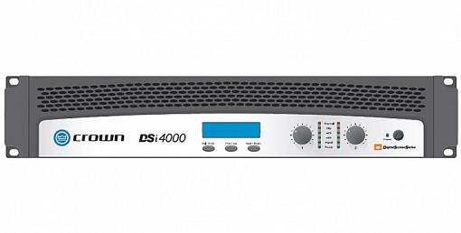 Усилитель мощности CROWN DSi 4000