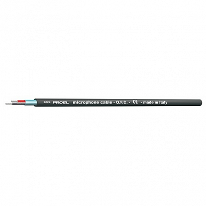 Микрофонный кабель PROEL HPC201BK