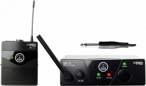 Инструментальная радиосистема AKG WMS40 Mini Instrumental Set BD ISM1 (863.100)