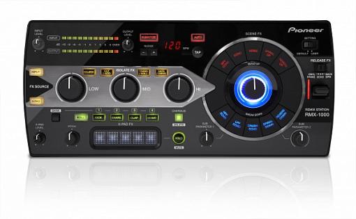DJ процессоры эффектов PIONEER RMX-1000 DJ