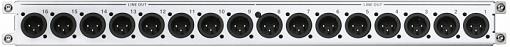 Рэковая панель SOUNDCRAFT VI1-LO1