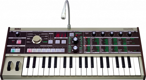 Синтезатор для электронной музыки KORG MicroKORG MK1