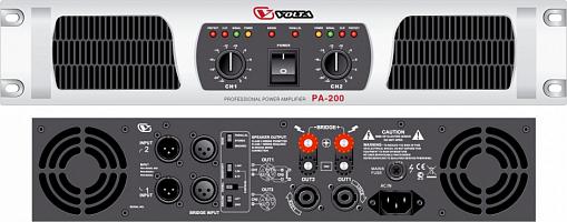 Усилитель мощности VOLTA PA-200