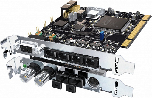 Аудио интерфейс RME HDSP 9652