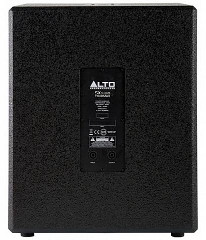 Пассивный сабвуфер ALTO SX-SUB15 15`