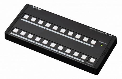 Контроллер TASCAM RC-20