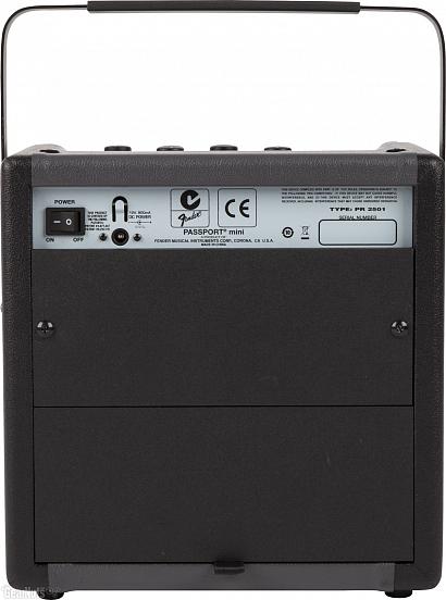 Портативная акустическая система FENDER PASSPORT MINI