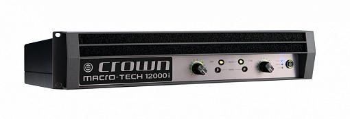 Усилитель мощности CROWN MA 12000i