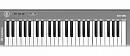 MIDI-клавиатура Axelvox KEY49j grey
