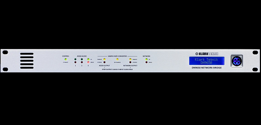 Конвертер цифровых звуковых форматов KLARK TEKNIK DN9650