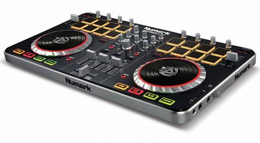 DJ контроллер NUMARK MixTrack Pro II, USB