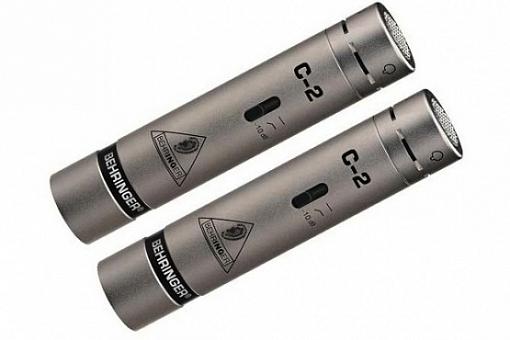 Комплект микрофонов BEHRINGER C-2