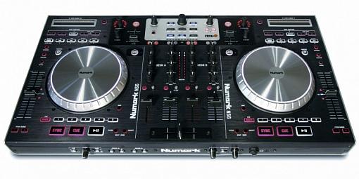 DJ контроллер NUMARK NS6