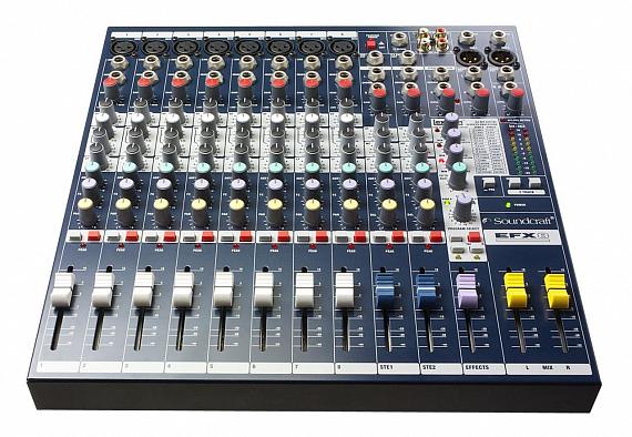 Микшерная консль SOUNDCRAFT EFX8