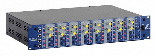 Микрофонный предусилитель FOCUSRITE ISA 828 Pre Pack