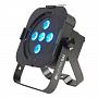Светодиодный светильник American DJ FLAT PAR QA5X