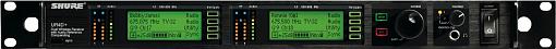 Приемник SHURE UR4D+ J5E 578 - 638 MHz