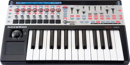 MIDI-контроллер Novation 25 SL MkII