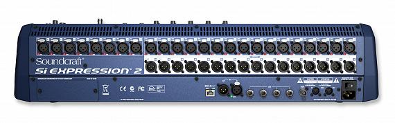 Цифровой микшер SOUNDCRAFT Si Expression 2