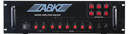 Микшер-усилитель ABK MA-120P