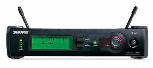 Приемник SHURE SLX4LE L4E 638 - 662 MHz