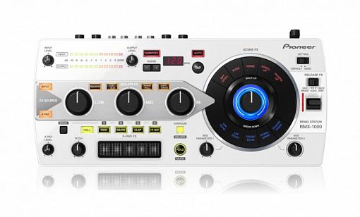 DJ процессоры эффектов PIONEER RMX-1000-W DJ