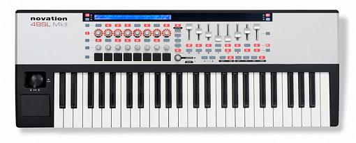 MIDI-клавиатура Novation 49 SL MkII