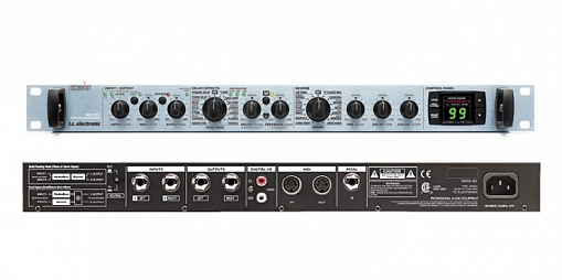 Процессор эффектов TC ELECTRONIC M350
