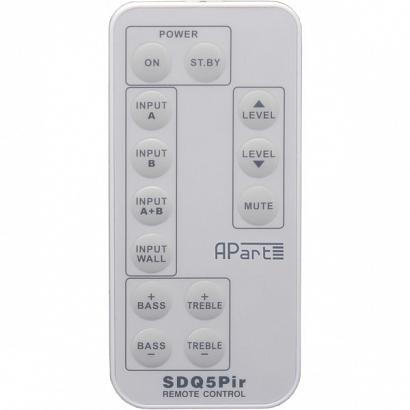 ИК пульт APART SDQ5PIR-REM