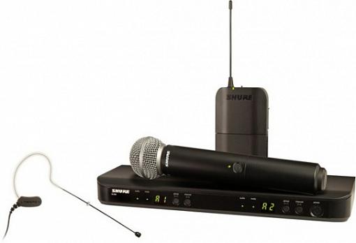 Радиосистема SHURE BLX1288E/MX53 K3E 606-638 MHz