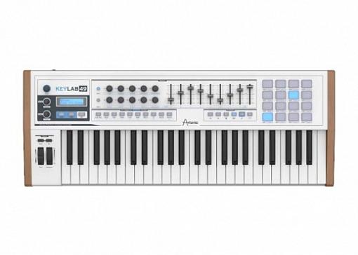 MIDI-клавиатура Arturia KeyLab 49