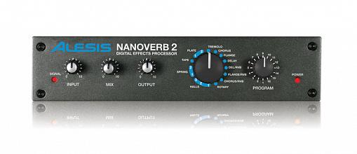 Процессор эффектов ALESIS NanoVerb 2